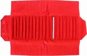 Rolle für Armbänder, 20 Fächer (240x28 mm)