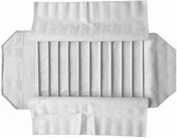 Rolle für Armbänder, 10 Fächer (220x30 mm)